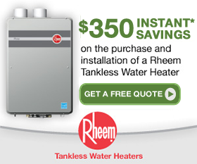 Rheem Savings