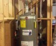 50 gal hot water tank
