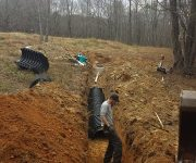 Septic Install 3