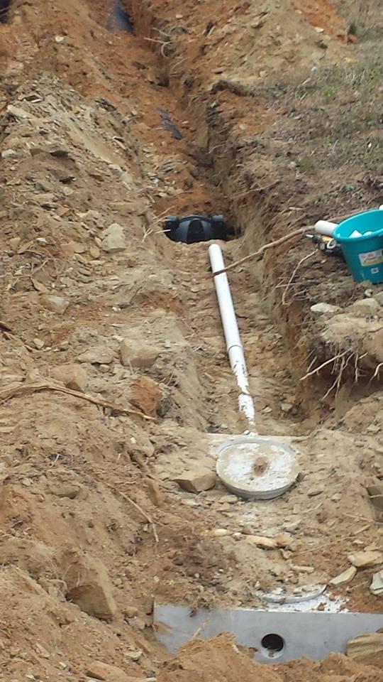 Heritage plumbing inc ball ground ga 770 735 3855 for Septic tank basics
