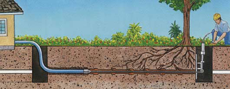 Water Line Repair And Installation