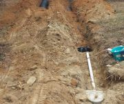 Septic Install 6