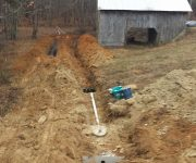 Septic Install 8